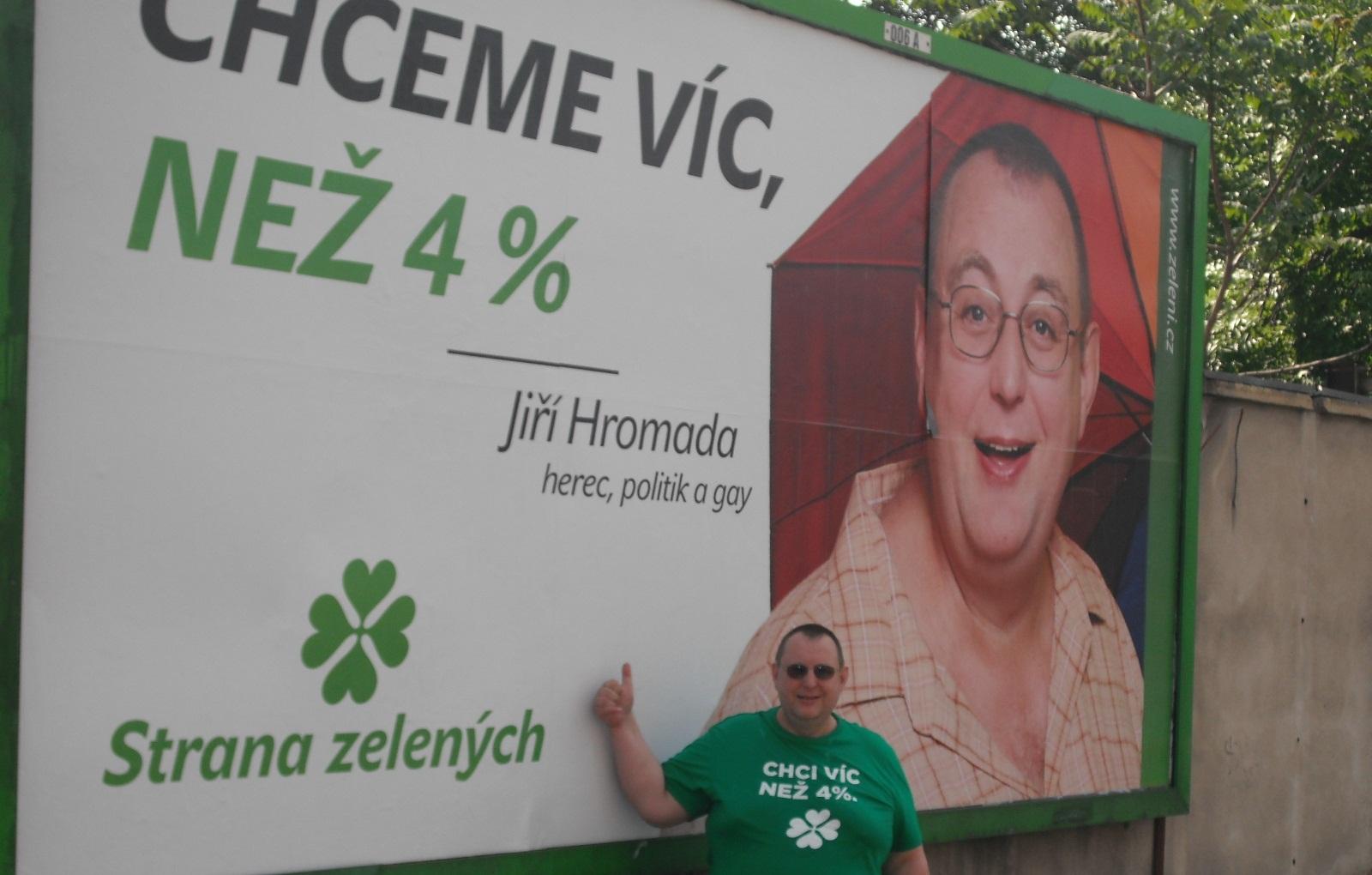Jiří Hromada - Kandidát - Billboard